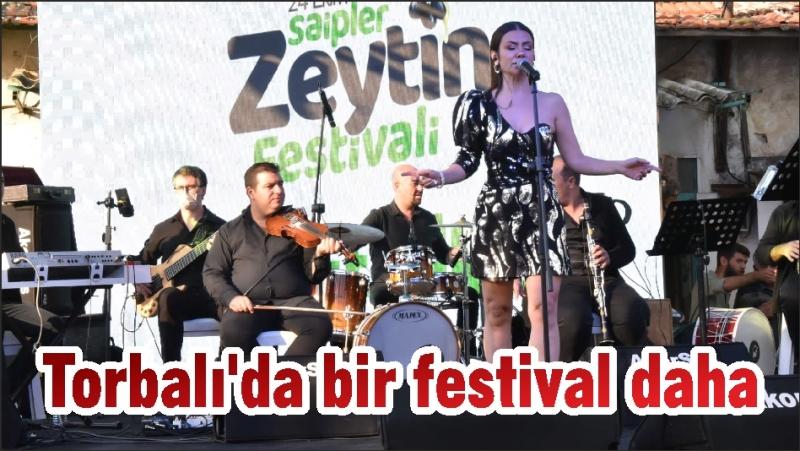 Torbalı'da bir festival daha